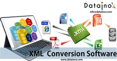 #OutsourceXMLConversionServices | XML Conversion company india | DataInox https://goo.gl/wXyx0z