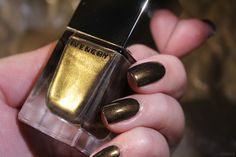 "Givenchy Le Vernis ""Bronze Précieux"" (Ondulations Précieuses Collection for Christmas 2013)"