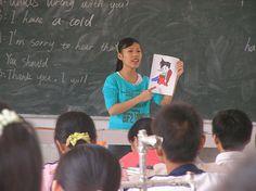 Children learning English: an educational revolution
