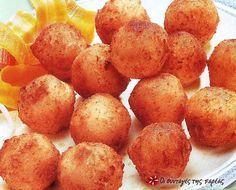 Τυρομπαλίτσες τηγανιτές #sintagespareas