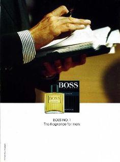 Boss N°1 by Hugo Boss (1991).