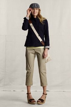Love this whole outfit! Lands End Canvas :)