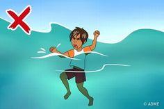 Что делать, если вы оказались в открытом море