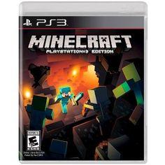 Minecraft (PlayStation 3)