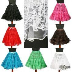 Petticoat van kantstof zijn echt zo geweldig mooi ! Geweldig bij uw carnavalsjas en echt iets aparts qua afwerking, het gaat tenslotte om de details Deze kwaliteit is leverbaar in 7 kleuren Petticoats, Cheer Skirts, Skater Skirt, Tulle, Ballet Skirt, Sparkle, Neon, Costumes, Lace