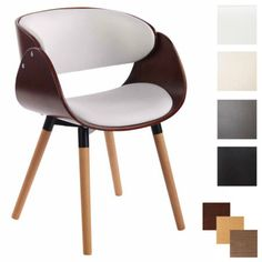 Visitor chair salta padded lining leatherette scandinavian design Dining Furniture Sets, Design Show, Stores, Scandinavian Design, Ikea, The Originals, Ebay, Home Decor, Beautiful