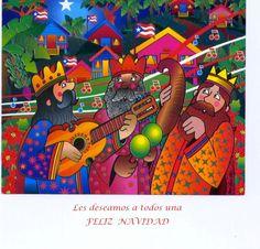 Reyes Magos Christmas Greetings, Christmas Traditions, Christmas In Puerto Rico, Puerto Rico Island, Kings Day, Three Wise Men, O Holy Night, Puerto Ricans, Christmas Pajamas
