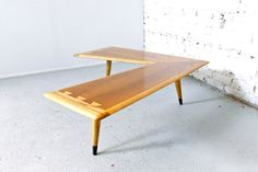Your place to buy and sell all things handmade Lane Furniture, Types Of Houses, Dining Bench, Mid-century Modern, Mid Century, Pure Products, Table, Etsy, Home Decor