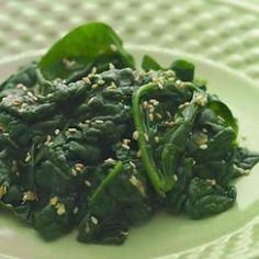 Sautéed Spinach Recipe | Seniors Guide Online