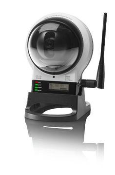 Cisco WVC210 Wireless-G PTZ Internet Security Video Camera with 2 Way Audio $183.85