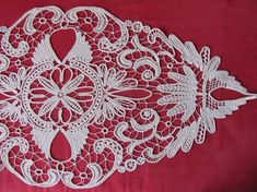Romanian Point Lace: tutorial |
