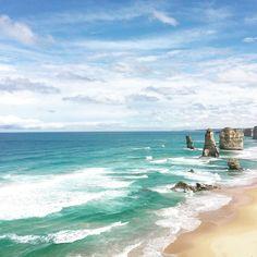 12 Apostles || Great ocean road || Jan 2016  #explore #explorevictoria #exploremore #mytinyatlas #mytravelgram #travel #travelgram #adventure #AdventureVisuals #igers #takemeaway #wanderlust #weekend #getoutstayout #earth #nature #naturelovers #natureaddict #photooftheday #instagood #greatoceanroad #summer #australia #scenery #vscocam #12apostles #ocean by alexinw0nderland http://ift.tt/1ijk11S