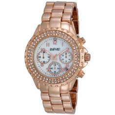 i love rose gold watches