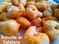 Buñuelos de calabaza valencianos (pumpkin fritters), Valencia, Spain