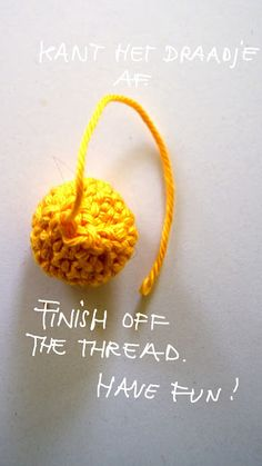ingthings: Bad Weather and some crochet to brighten up the day Crochet Ball, Diy Crochet And Knitting, Knitting Yarn, Knitting Ideas, Hobby Kids Games, Finding A Hobby, Crochet Decoration, Xmas Decorations, Jewelry Art