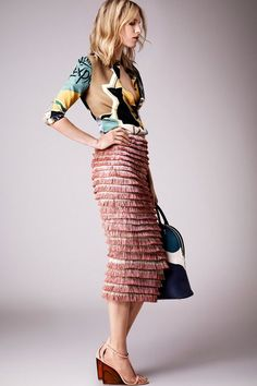 Burberry Prorsum | Resort 2015 Collection