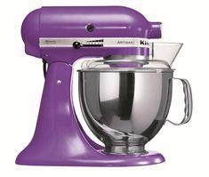 Purple KitchenAid Mixer (Grape!) - $369.85 at The Purple Store