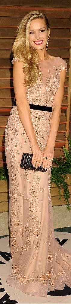 Oscar Award Winning Fashion 2014 - Petra Nemcova
