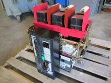 Siemens RLF-800 800A Air Breaker w LSI Static Trip III EO / DO RMS-TSI-TZ Amp