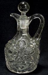 Victorian Pattern Glass EAPG Cruets