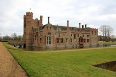 Oxburgh Hall (NT) 25-02-2012 by Karen Roe on Flickr