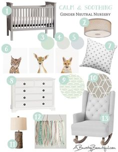 Since finding out I was pregnant I was convinced I didn't want to find out the gender of our baby. What I didn't realize was how much this was going to affect how I planned to decorate the nursery. In the beginning I was set on a gender neutral nursery, I wanted a room that...Read More »