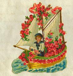 Romantisches Sammelgebiet: Poesiealben und Glanzbilder