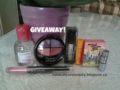 Natalie Loves Beauty: Fall Beauty GIVEAWAY! (International)