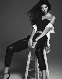 Kendall Jenner article. Click the picture and it will take you to the article.