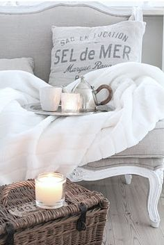 Coziness & the Sea from Charlie Ford Vintage & Jillian Harris