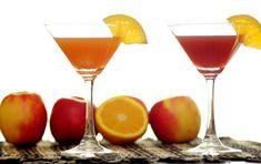 Cocktail al succo d'arancia - Inizia i tuoi menu con un aperitivo speciale, un cocktail fatto con la frutta fresca, spumante e gin.