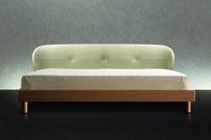 Norma Bed by Massimo Scolari for Giorgetti