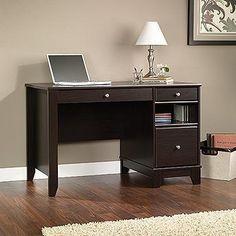 Sauder Camarin Computer Desk in Jamocha Wood For Sale https://bestofficedeskchairsreviews.info/sauder-camarin-computer-desk-in-jamocha-wood-for-sale/