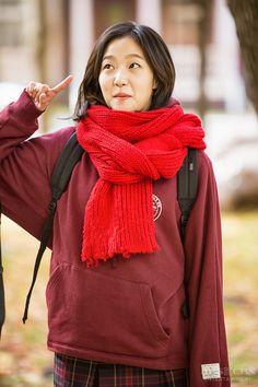 Goblin-Kim Go-eun_Korean Drama_id-Subtitle Kim Go Eun Goblin, Goblin Gong Yoo, Korean Actresses, Korean Actors, Korean Dramas, Kim Go Eun Style, Goblin The Lonely And Great God, Goblin Korean Drama, Ji Eun Tak