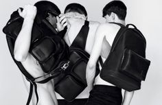 Discover the KRISVANASSCHE FW13.14 bag collection