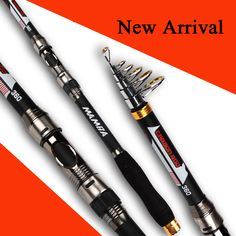 Sizzling sale Carbon Fishing Rod Journey Telescopic Fishing Pole Spinning OCEAN Fishing Sort out Rods seaknight. Cannes, Casting Rod, Spinning Rods, Fishing Tackle, Telescope, Carbon Fiber, It Cast, Entertaining, Fresh