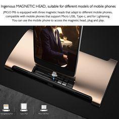JMGO M6 Portable DLP Projector Sales Online golden - Tomtop Projectors, Tech Accessories, Smartphone, Laptop, Electronics, Laptops, Consumer Electronics