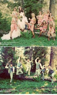Looks so fun <3 country wedding