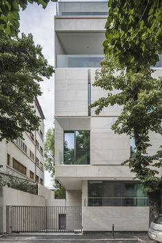 Edificio Residencial MORA,© Cosmin Dragomir