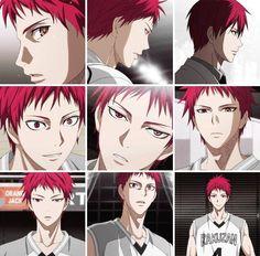 Акаши Сейджуро | баскетбол Куроко | аниме