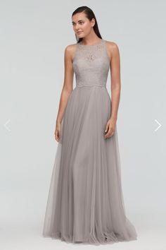 8580d51e7b8a Bridesmaid Dresses, Prom Dresses, Formal Dresses, Wedding Dresses,  Bridesmaids, Purple Wedding, Fashion, Bride Maid Dresses, Bride Dresses
