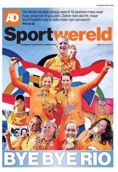 AD Sportwereld - 2016-08-22