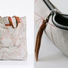 SONDERANGEBOT:  LETJE Tasche + MILLE von LoNeJo  auf DaWanda.com