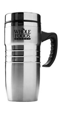THE RINGER 16oz - Double walled 18-8 stainless steel mug