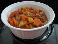 Frugal's Bugle: STEWING ABOUT SOMETHING