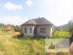 Fotka #1: Rekreačný rodinný dom v okrese Detva,obec Látky,časť Mláky.