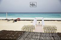 Beautiful wedding ceremony set up at Sandos Cancun ~ Cancun Wedding Photographer, Playa del Carmen Wedding Photographer, Mayan Riviera Wedding Photographer, Tulum Wedding Photographer, Trash the Dress Photographer, Canadian Photographer living Mexico.  Cancun Wedding Photography  MTM Photography in Mayan Riviera Wedding Photographer. Wedding Photographer photos in Cancun, Playa del Carmen, Puerto Morelos, Puerto Aventuras and Tulum. www.MomentsThatMatterPhotography.com