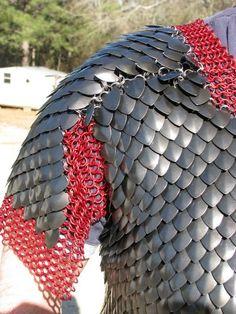 f73e27a6c61d24336ccd843475e893d5--armour-tattoo-chainmail-armor.jpg (600×800)