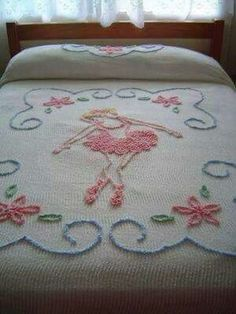 Chinelle bedspreads