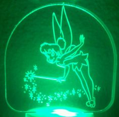 Tinker Bell Night Light